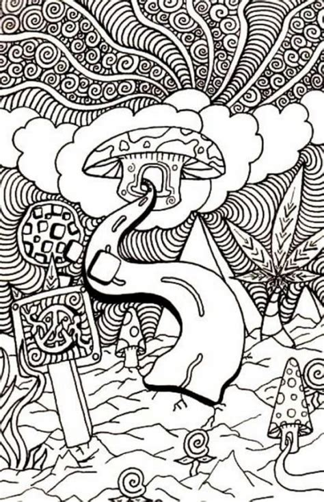 challenging coloring pages for adults get this challenging trippy coloring pages for adults s7d5v