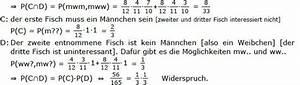 Stochastik Wahrscheinlichkeit Berechnen : bedingte wahrscheinlichkeit erwartungswert unabh ngigkeit mathe ~ Themetempest.com Abrechnung