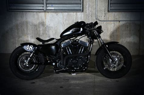 Harley Davidson Forty Eight Modification by Modification On This Harley Davidson Forty Eight 3 3