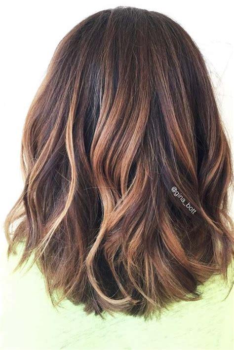 27 Pretty Shoulder Length Hair Styles Hair lengths