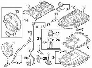 Volkswagen Jetta Gli Engine Intake Manifold Seal  Fuel