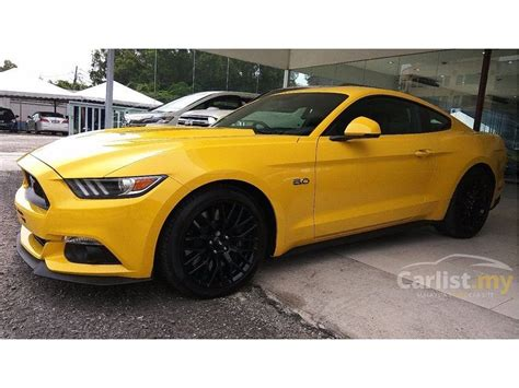 Ford Mustang 2016 Gt 5.0 In Selangor Automatic Coupe