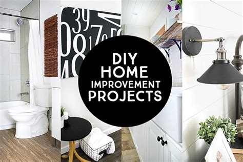 diy home improvement projects  laugh rowe