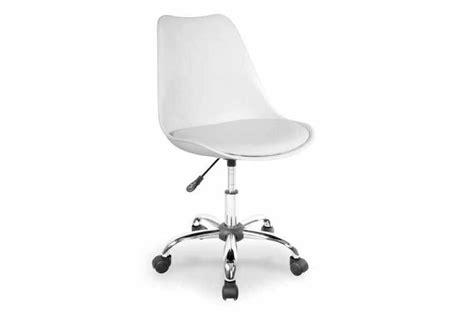 chaise de bureau blanche chaise de bureau blanche meilleures images d 39 inspiration