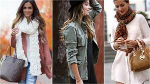 OUTFITS OTOu00d1O INVIERNO 2016/2017 Tendencias u2661 moda emdesign - YouTube
