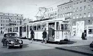 öffentliche Verkehrsmittel Leipzig : 1952 eine strassenbahn der linie 47 haelt auf der fahrt ~ A.2002-acura-tl-radio.info Haus und Dekorationen