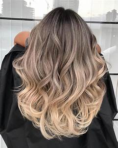 Balayage Ombré Blond : the difference between balayage and ombre definitive guide ~ Carolinahurricanesstore.com Idées de Décoration