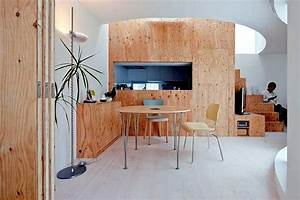 Plywood for interior design – The pleasantly warm wood