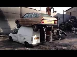Vendre Une Voiture à La Casse : mettre sa voiture a la casse 0601358847 youtube ~ Gottalentnigeria.com Avis de Voitures
