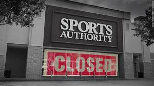 Here Are The Sports Authority Stores That Are Closing