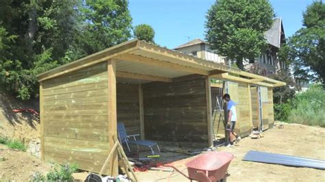 Building Horse Stables