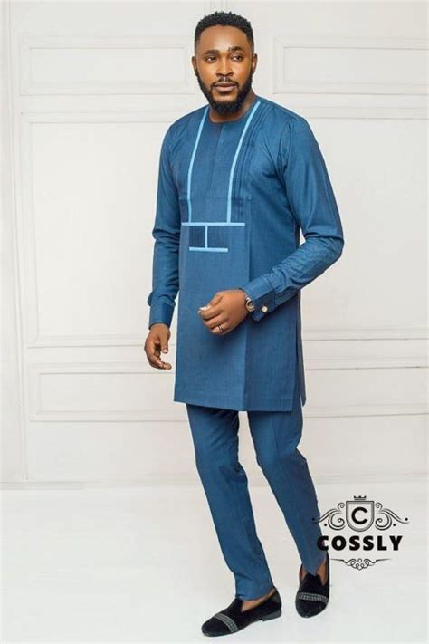 Nigerian Native Attire Styles For Men Updated May 2019