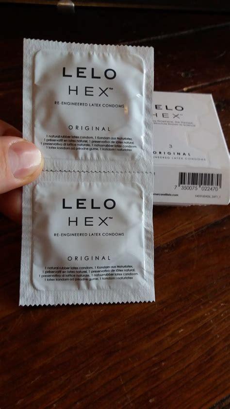 lelo hex erfahrung kondom test