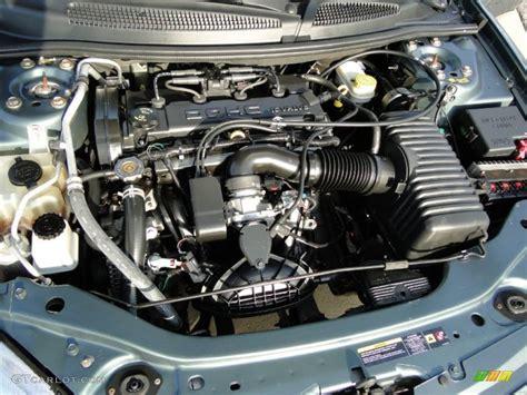 2004 Chrysler Sebring Engine by 2006 Chrysler Sebring Convertible 2 4 Liter Dohc 16 Valve