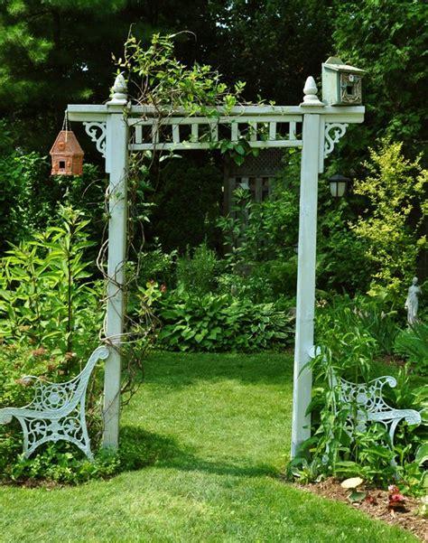 best 25 garden archway ideas on garden arches
