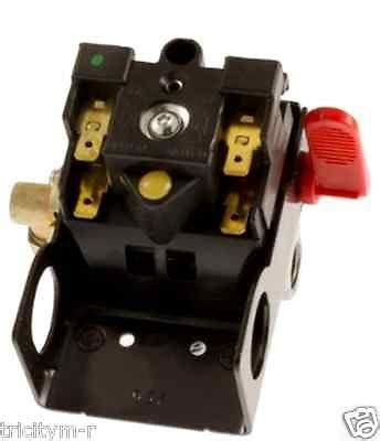 porter cable air compressor pressure switch