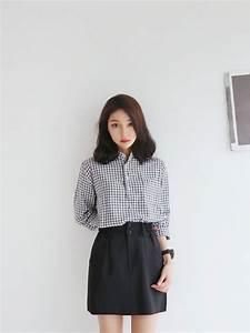 UrbanKOREA | | outfits | | Pinterest | Skirts Style and Korean fashion