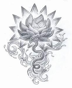 39+ Awesome Lotus Tattoo Designs