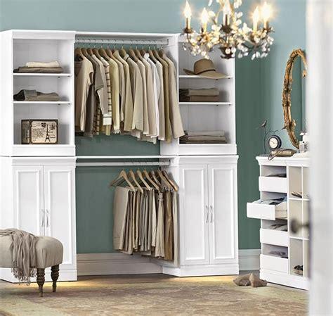wooden closet organizers adding elegance   home