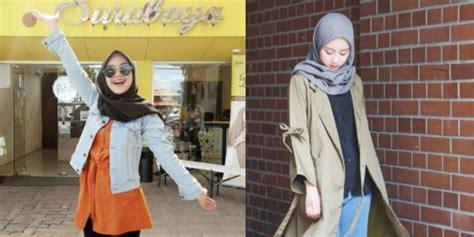 5 Outfit Berjaket ala Selebgram Cocok Untuk ke Kampus! | Dream.co.id