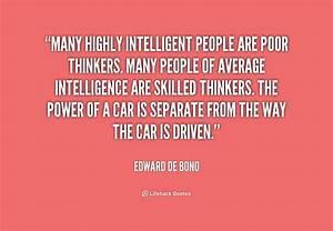 Smart People Qu... Intelligent Teacher Quotes