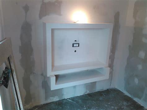 comment faire un bain de si鑒e comment réaliser un meuble tv suspendu en placo sebricole