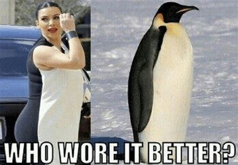Kim Kardashian Pregnant Meme - funny who wore it better memes 29 pics meme on daily lol pics
