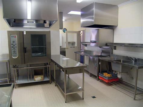 Catering Kitchen Design   Interior Design Decor
