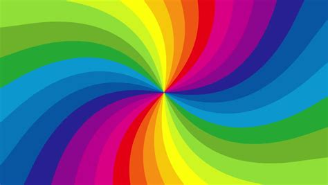 tips to sell home stock clip of rotating rainbow swirl seamless loop