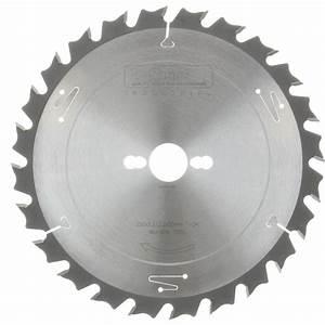 Lame De Scie Circulaire Diametre 250 Alesage 30 : lame de scie circulaire 250 x 30 mm 24 dents qualit ~ Edinachiropracticcenter.com Idées de Décoration