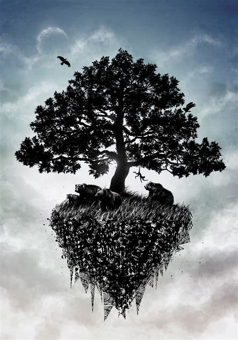black trees black tree by pilife on deviantart