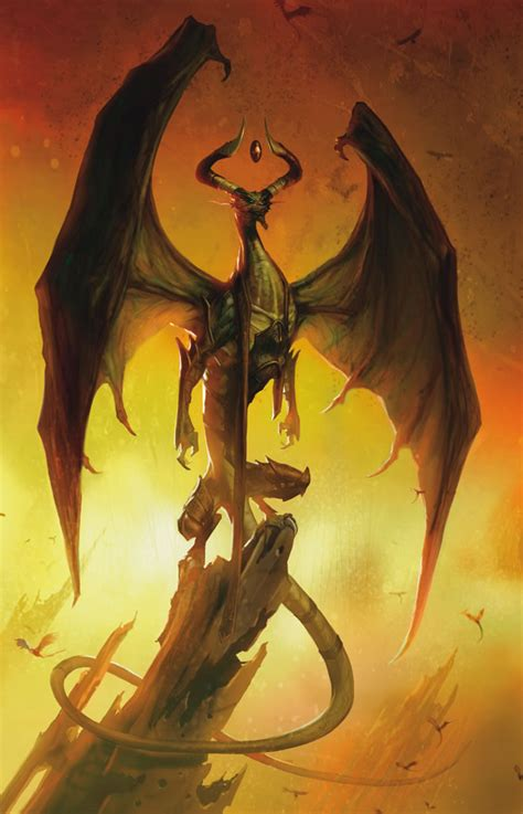 mtg art nicol bolas planeswalker from conflux m13