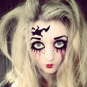 Halloween Make Up Puppe : best 25 cracked doll makeup ideas on pinterest broken doll party costume creepy doll party ~ Frokenaadalensverden.com Haus und Dekorationen