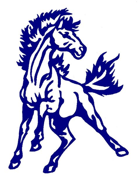 mustang horse logo mustang horse clipart clipart suggest