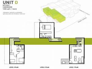 Centre Village Is A Modular Affordable Micro Housing