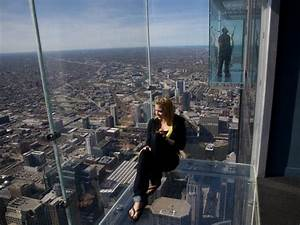 Willis Tower Skydeck, Chicago USA | Xenia Nova