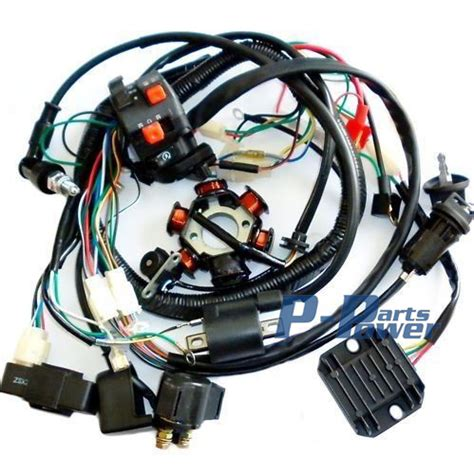 Baja 150 Gy6 Wiring by Buy Wholesale Gy6 150cc Stator From China Gy6 150cc