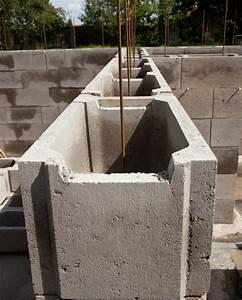 Mauersteine Beton Hohlkammersteine : schalsteine st tzmauer so wird sie gebaut ~ Frokenaadalensverden.com Haus und Dekorationen