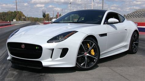 2016 Jaguar F-type R Awd Coupe Start Up, Road Test, And In
