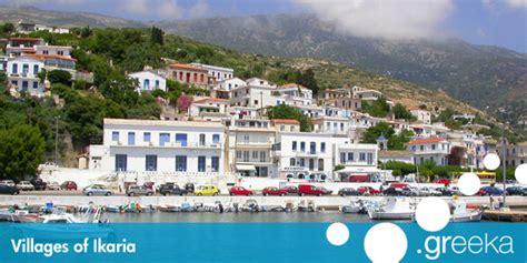 discover 9 villages in ikaria island greeka com