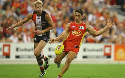 Gold Coast Suns v. St. Kilda Saints: watch AFL live ...