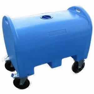 Reservoir D Eau : r servoirs d 39 eau 230 litres mobile sur roues ~ Dallasstarsshop.com Idées de Décoration