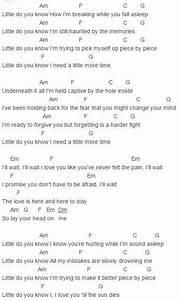 Image Result For Little Do You Know Ukulele Chords
