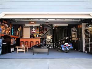 Man cave garage ideas smart garage for Man cave garage