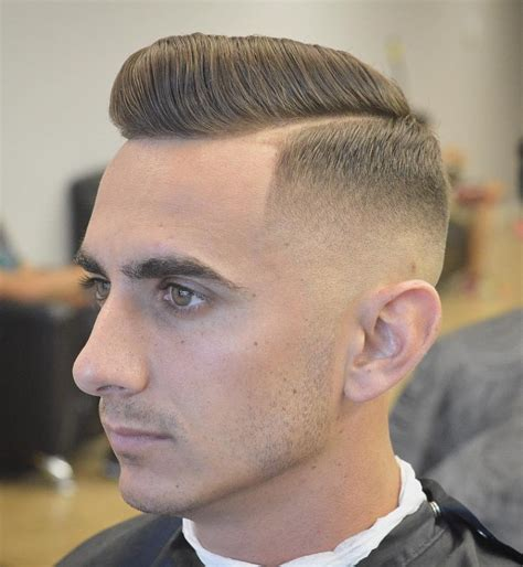 crisp military haircuts   clean masculine style