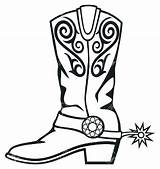 Boot Combat Drawing Boots Cowboy Coloring Pencil Getdrawings Drawn sketch template
