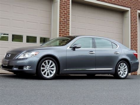 2012 Lexus Ls 460 L Awd Stock # 004360 For Sale Near