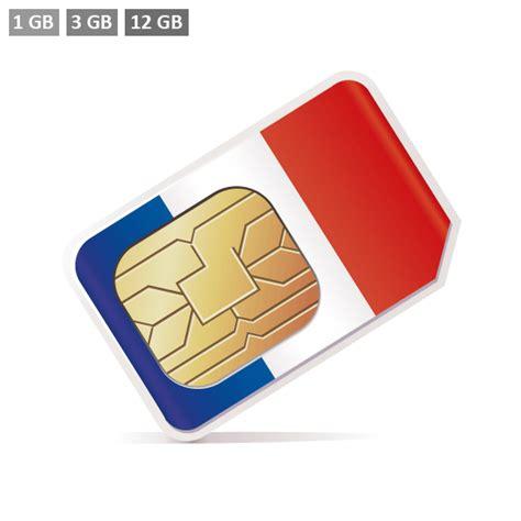 frankreich prepaid daten sim karte kaufen simkarte kaufende
