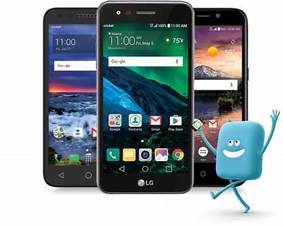 Phones Cricket Cell Cricketwireless Wireless Deals Smartphone