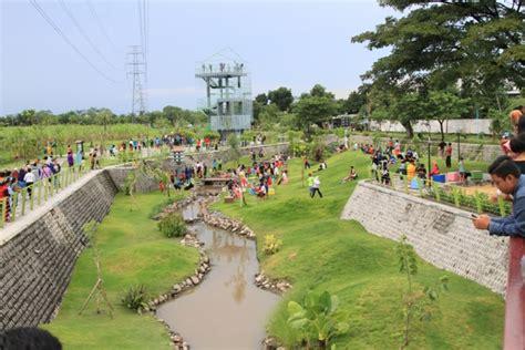 lokasi  rute menuju taman hijau slg kediri persembahan